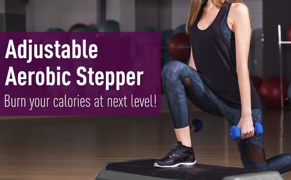 aerobic stepper 1