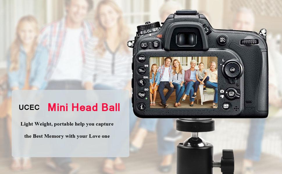 Junecat 1//4 inch 3//8 inch Photography Tripod Adapter inch DSLR camera Mini Ball Head Bracket Holder DSLR Camera Connector