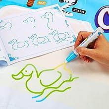 Aqua Doodle mat