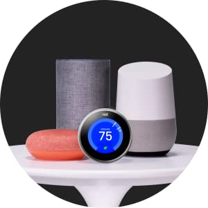 nest, google home, amazon alexa, smart home, assistants