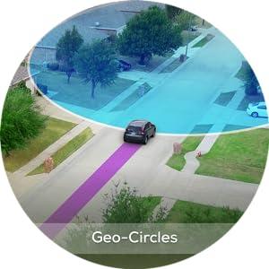 geofence, geocircle, vehicle zones, location alerts