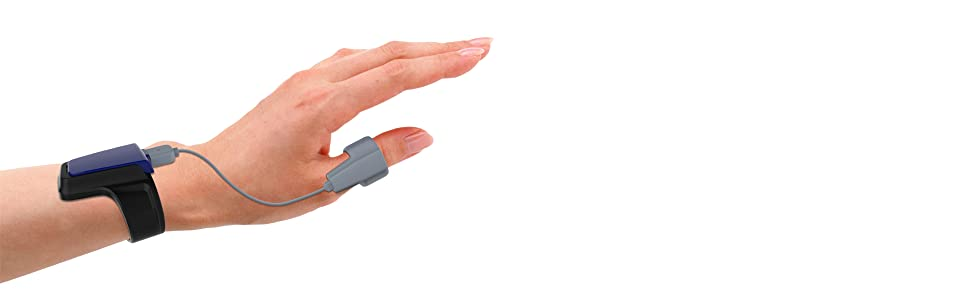 The Patented Thumb Sensor Will Free Your Fingers From Those Fingertip Pulse Oximeters