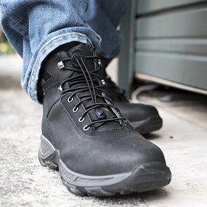Boots (Elastic No Tie Boot Laces