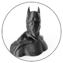 Batman 3d printed model