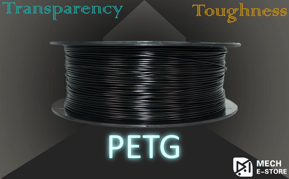 banner petg black