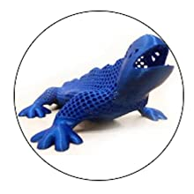 sample lizard model petg filament