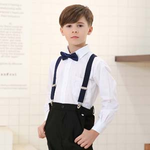 MENDENG Suspenders for Kids Baby Toddler Boy and Girl