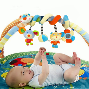 Hot Deals Labebe Car Seat Toy Hanging For Baby With Blue Astronaut Crib Double Stroller Girl Boy