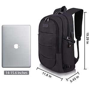 15.6 In Laptop Backpack