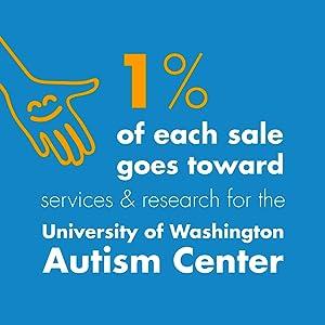 1% Goes to UW Autism Center