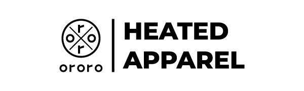 ORORO Heated Clothing