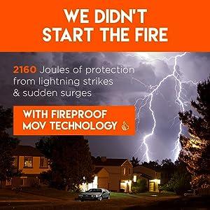 fireproof technology