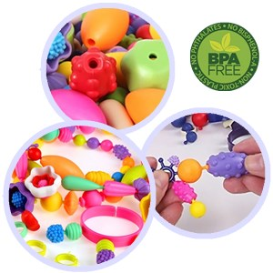 Conleke pop beads