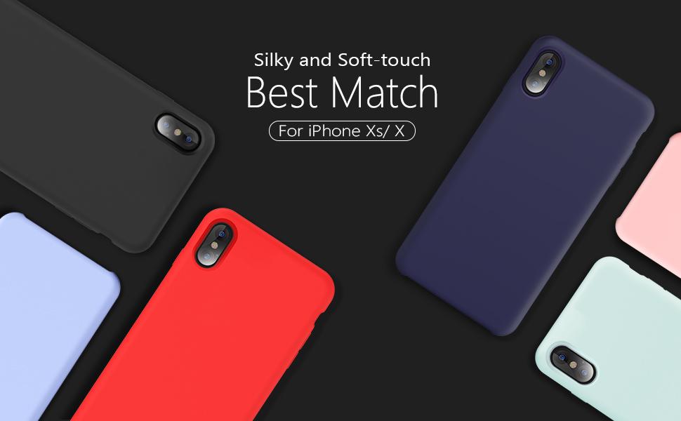 torras iphone xs case love series