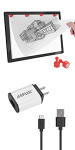 light box tracing light box