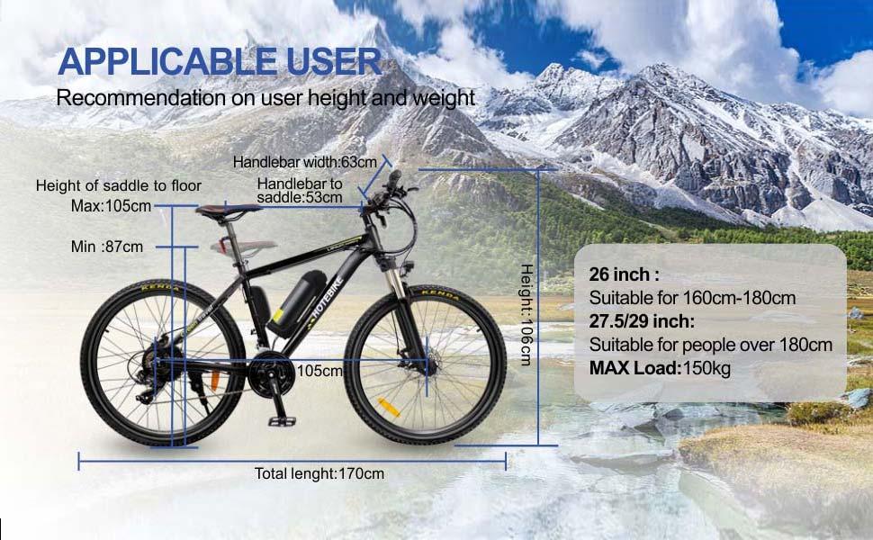 electric bike A6AB26