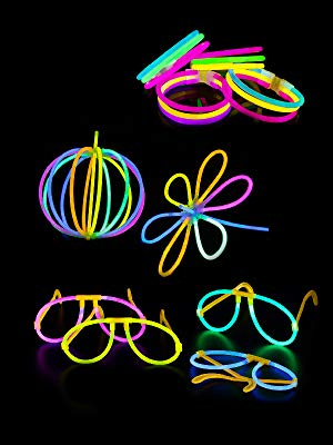 PARTY WEDDING EVENT BIRTHDAY CELEBRATE CONCERTS CAMPING AP 300 X GLOW STICKS