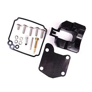 Carburetor Repair Kit 63V-W0093-00-00 For Yamaha 2-Stroke 9.9HP 15HP Outboard