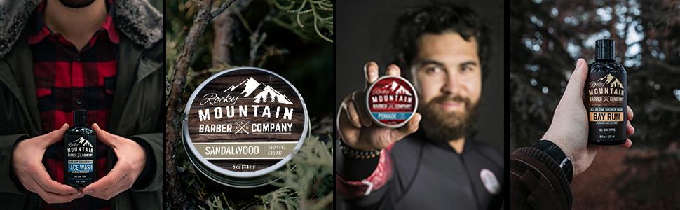 Rocky Mountain Barber Company