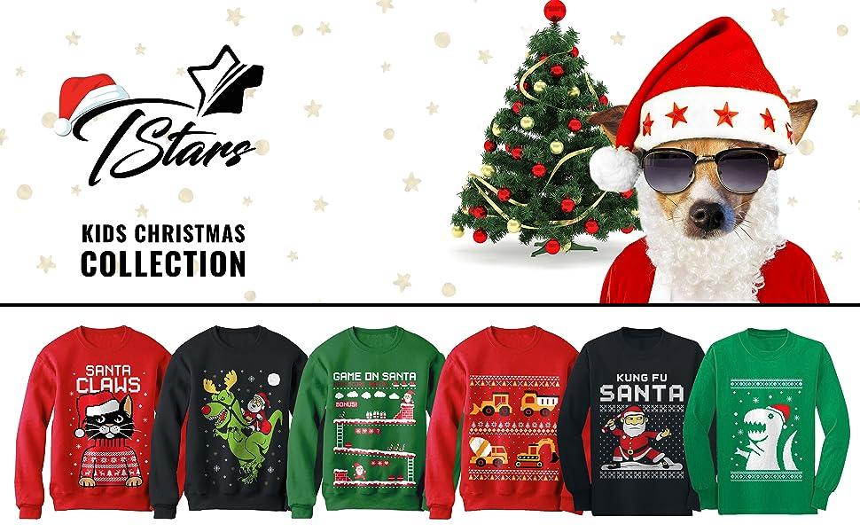 Kids shirts Christmas