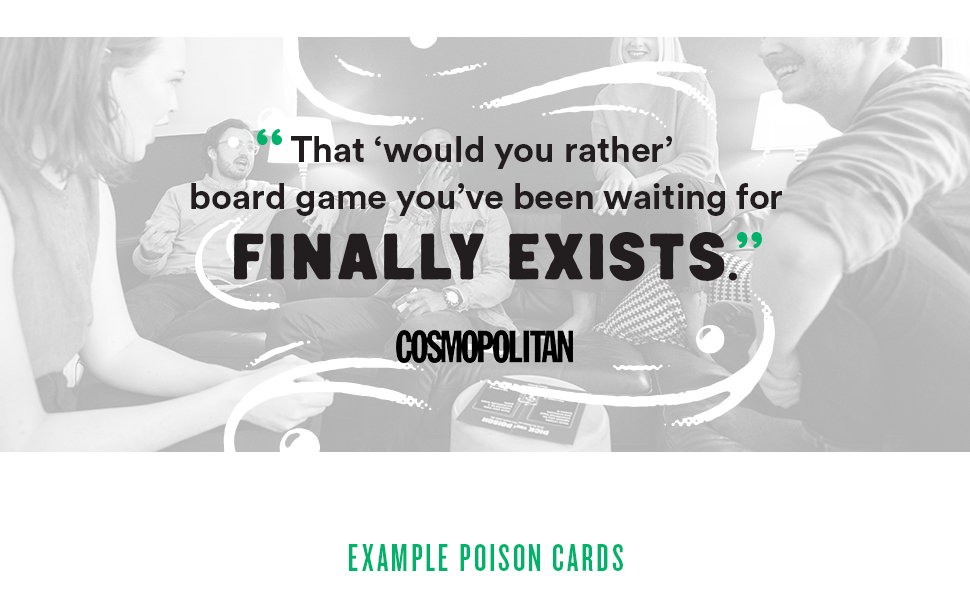 example poison cards