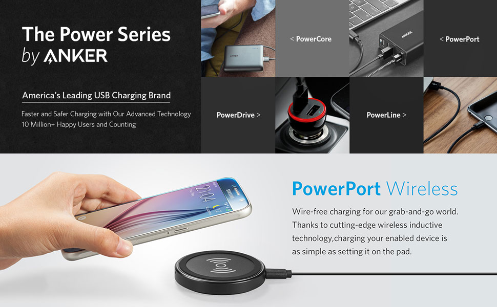 Rouge Transer ✮ Wireless Charger Fashion Portable Ultra-Thin Qi Power Charging Pad for iPhone XS//XS Max//XR