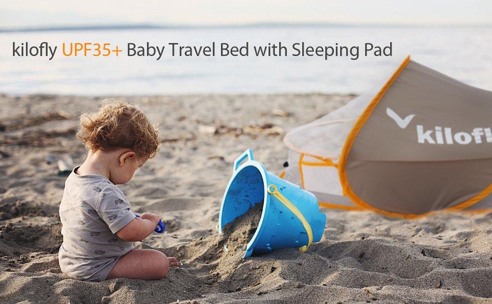 Kilofly Travel Bed Reviews