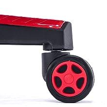 smooth wheels