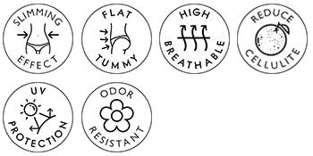 icone delle caratteristiche del prodotto