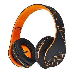 auricolari bluetooth over ear cuffie wireless pieghevoli di rivestimento di alta qualità pieghevole