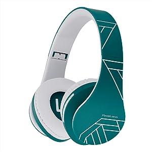 cuffie bluetooth over ear con cuffie wireless pieghevoli di rivestimento di alta qualità