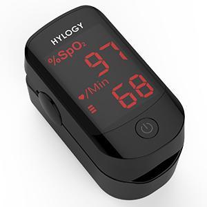 HYLOGY Pulsossimetro