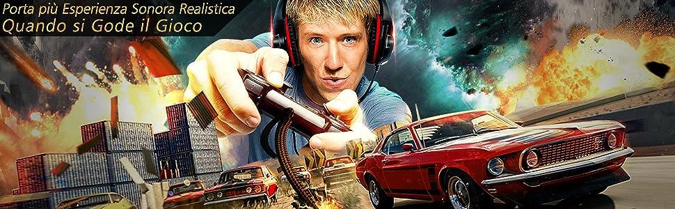 cuffie ps4,cuffie gaming,cuffie xbox one,cuffie pc,cuffie gaming ps4,cuffie ps4 con microfono