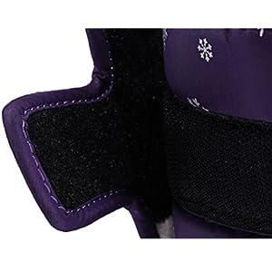 la chiusura in velcro in velcro aderisce perfettamente al polpaccio e fornisce vestibilità comoda
