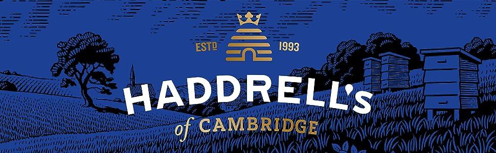Haddrell's di Cambridge Miele Manuka 100% Naturale Nuova Zelanda | UMF 16+, MG