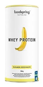 foodspring - Whey Protein al Cioccolato - 750 g -80% di proteine del siero del latte - Proteine per lo sviluppo muscolare 716aa744 8dc7 49d6 9d6b cac73a2ec569. CR375,0,750,1500 PT0 SX150