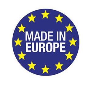 8th logo europe