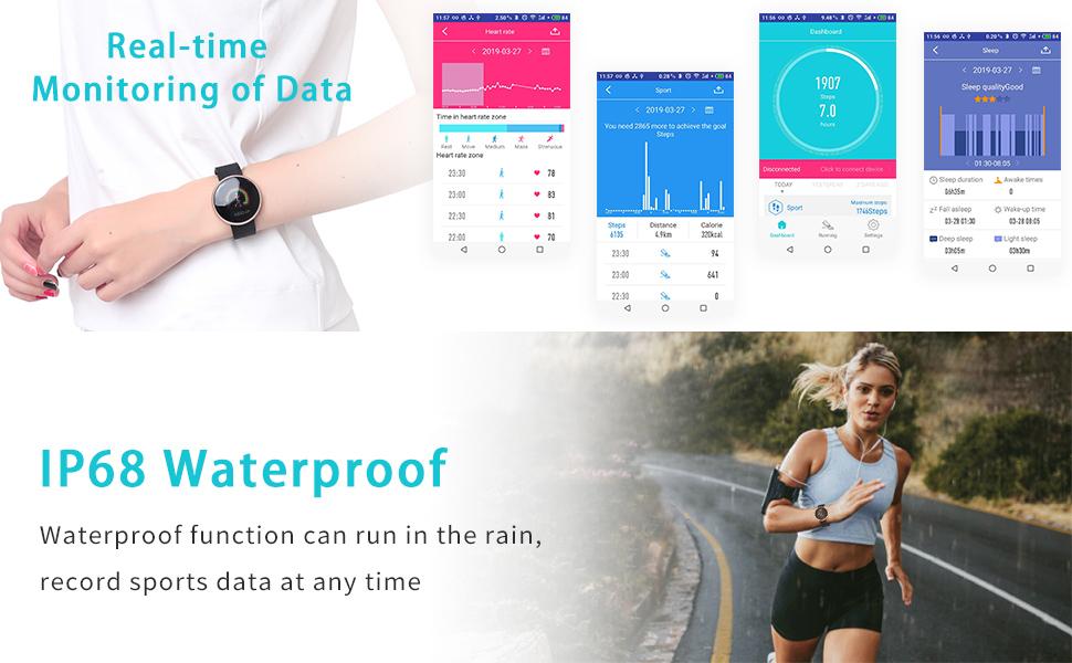 orologio fitness donna   orologio da uomo  orologio sportivo uomo   orologio touch   orologio donna