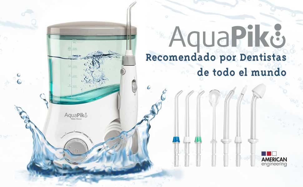 AQUAPIK 100 recomendado por dentistas