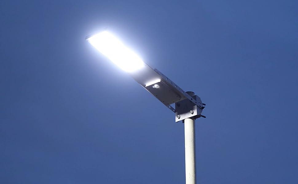 Alpha 2020x luce stradale 3 impostazioni adatta a pali di diametro
