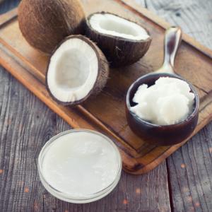 Olio di cocco usi