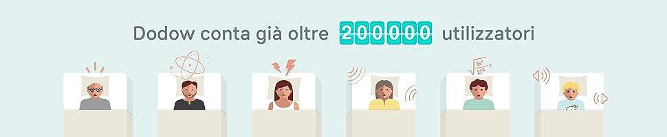 200,000 utilizzatori
