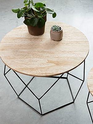 Lifa living tavolini da soggiorno design in set da 2 for Tavoli moderni da salotto
