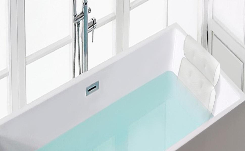 Vasca Da Bagno Extra Large : Itrunk cuscino da bagno premio terme cuscino per vasca con