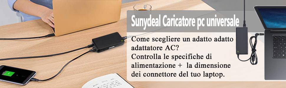 Alimentatore Caricabatterie per Asus 19V 3.42A 65W 4.5X3.0mm spina italiana