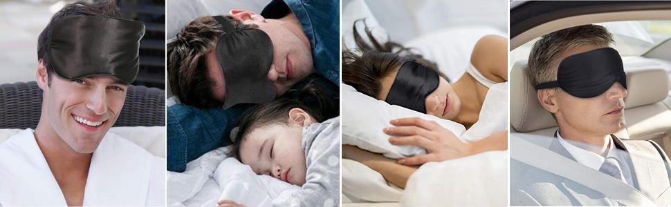 Mascherina per Dormire Occhi
