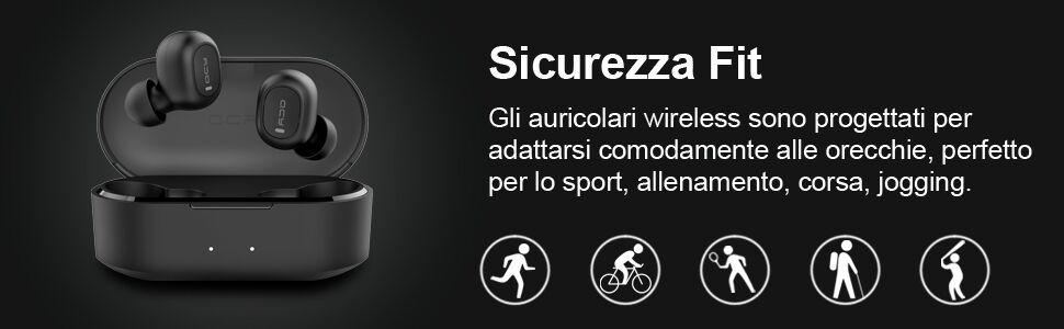 auricolari wireless