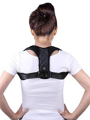fascia schiena postura corretta schiena dritta busto posturale spalle correttore