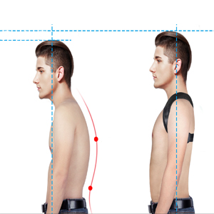 isermeo fascia schiena postura corretta schiena dritta busto posturale spalle correttore