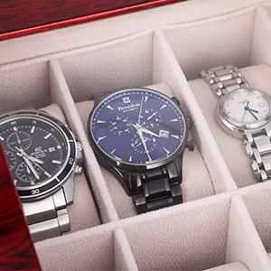 custodia orologi